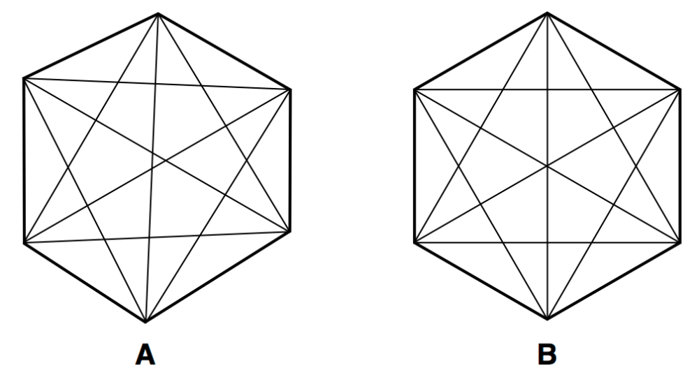 Enigma 77: Missing triangles