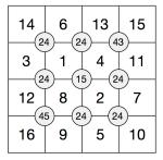 Enigma 73 Solution