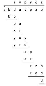 Enigma 83