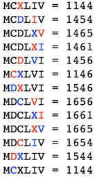 Enigma 1271 - Solution