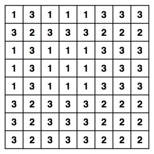 Enigma 1248 - Solution 1