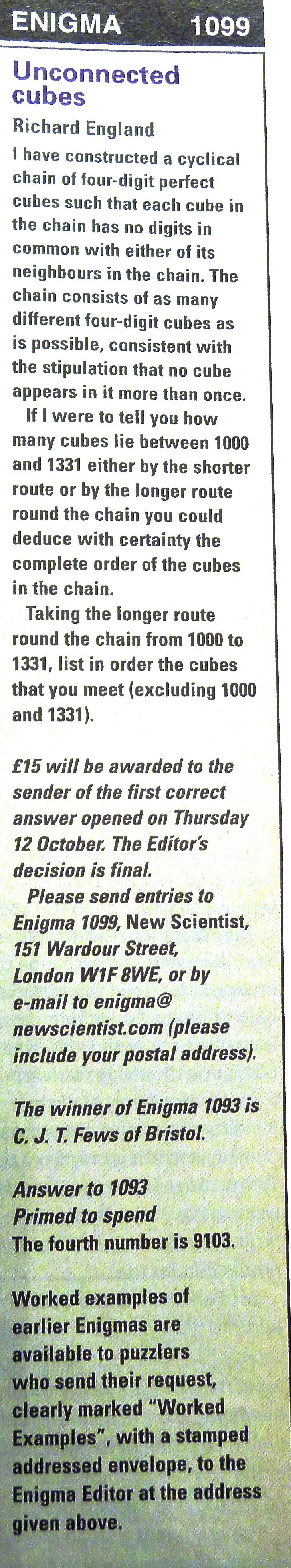 enigmatic code programming enigma puzzles page 8